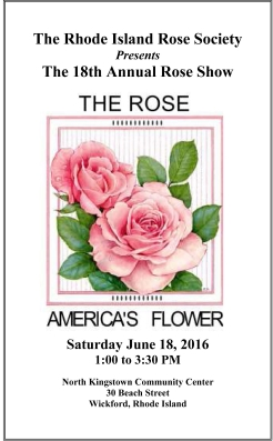 RI Rose Society