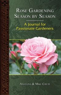 Rose Journal Front Cover